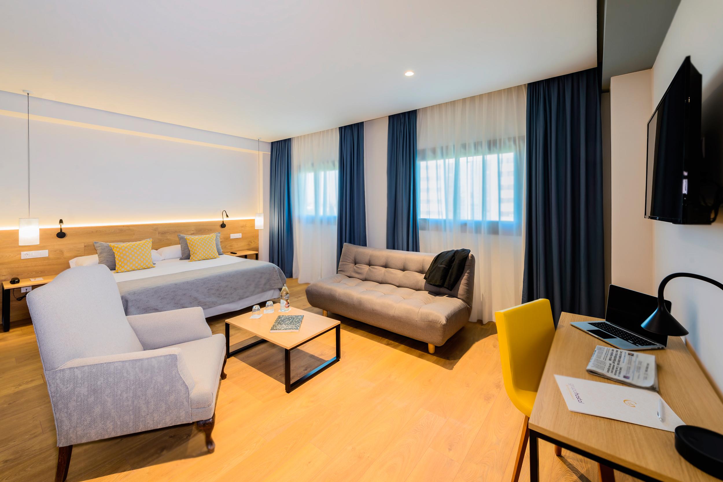 Hotel Aida, hotel en Torrejón de Ardoz recien renovado